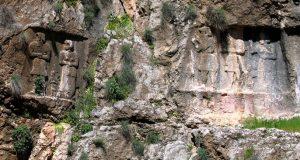 نیایشگاه تاریشا مربوط به دوران عبلام باستان در شهرستان ایذه