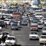 ترافیک شدید خودرویی و نبود پارکینگ در ایذه/ خیابانهای ایذه در۳۰ سال پیش مانده است