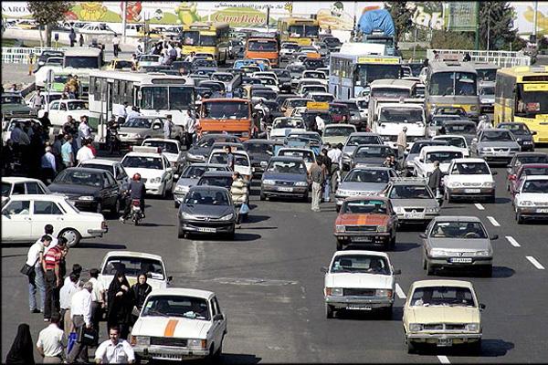 ممنوعیت تردد اتوبوس و مینی بوس در محور شهرکرد به خوزستان