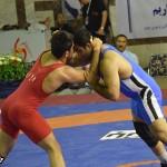 پایان مسابقات کشتی نونهالان خوزستان با نائب قهرمانی تیم ایذه