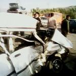 تصادف در ایذه یک کشته و 5 زخمی برجای گذاشت