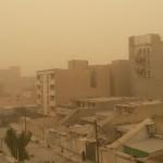 گرد و غبار در راه است/ فرمانداران خوزستان آماده باشند!