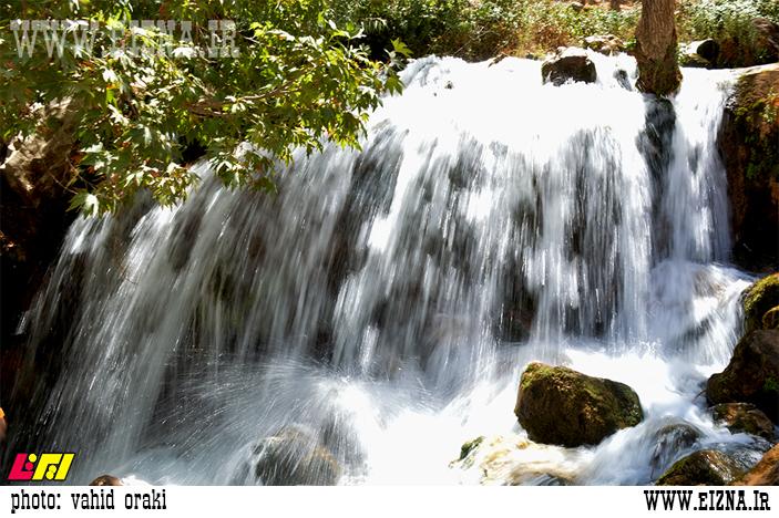 اینجا بهشت پنهان خوزستان است+تصاویر