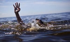 غرق شدن در آب