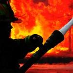 روزهای پرکار آتشنشانان ایذهای در گرمای تابستان