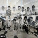 عکس اولین مسابقه فوتبال در ایذه