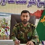 اعزام کاروان 140 نفر از بسیجیان شهرستان ایذه به مرقد امام راحل