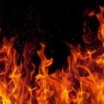 تلاش خستگیناپذیر آتشنشانان ایذهای در برخورد با حوادث با کمترین امکانات