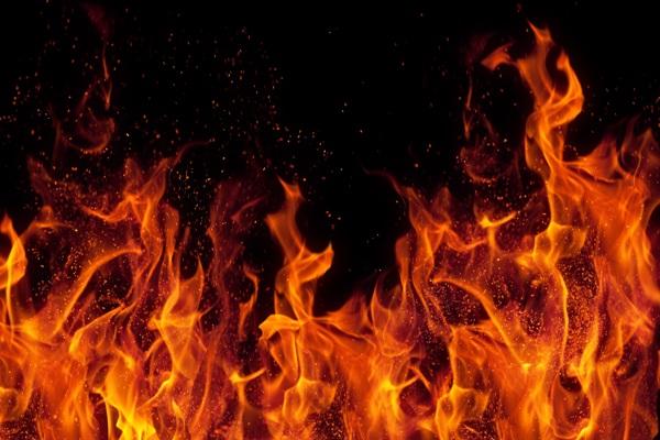 شعلههای آتش در فالح مهار شد