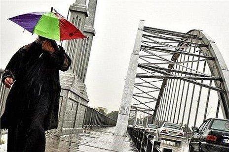هفته ای پر باران برای خوزستان پیش بینی می شود