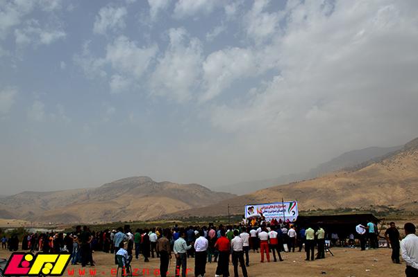 جشنواره بازیهای بومی محلی استان خوزستان با نام «دا» در ایذه برگزار شد