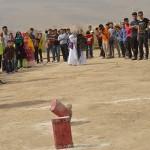 گزارش تصویری جشنواره «دا» در بخش سوسن