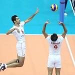 افتتاح مسابقات والیبال قهرمانی بزرگسالان خوزستان در ایذه