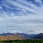 کوهستانهای خوزستان سفیدپوش شد