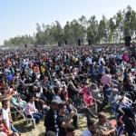 ششمین جشنواره فرهنگی قوم لر در دامان کوه آسماری برگزار شد + تصاویر