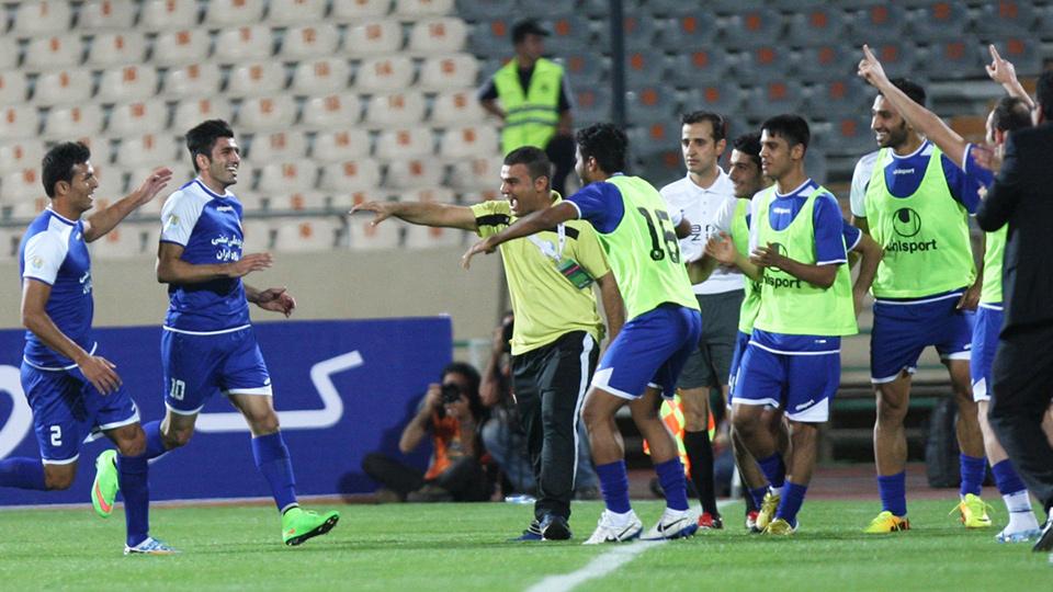 استعدادهای ناتمام فوتبال خوزستان قهرمان لیگ پانزدهم کشور شدند