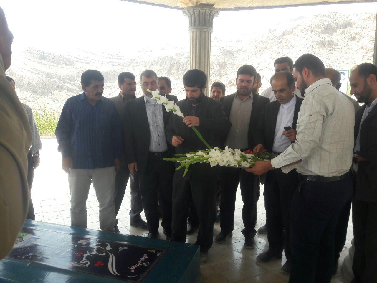 استاندار خوزستان به ایذه سفر کرد