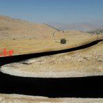 ۲ راه روستایی در دهدز همچنان مسدود است