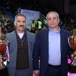 سینا صنعت ایذه به عنوان برترین باشگاه کشتی فرنگی ایران در سال 95 معرفی شد