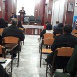 همایش شب شعر فجر در دانشگاه پیام نور ایذه برگزار شد
