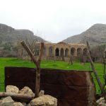 مدیرکل میراث فرهنگی خوزستان: مرمت اضطراری کوشک نور آباد ایذه آغاز شد