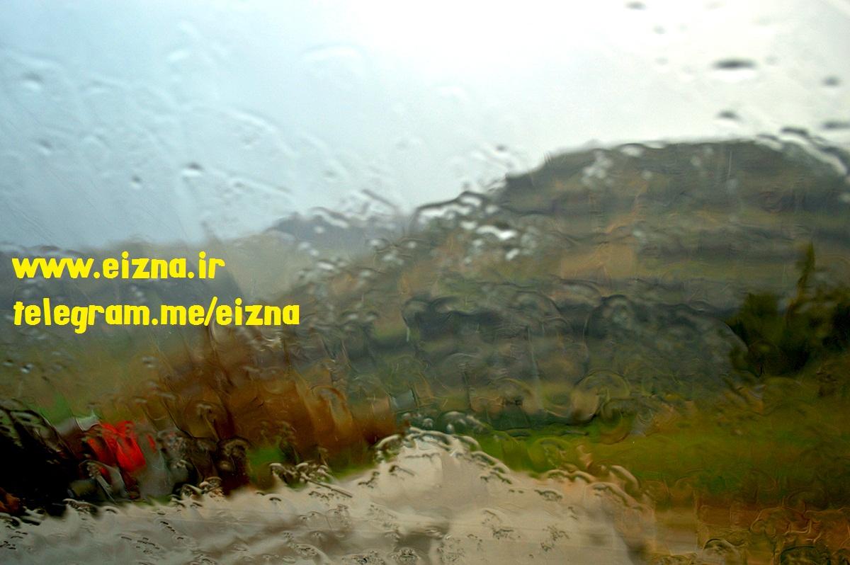 چند تصادف در محور ایذه – دهدز در پی لغزندگی جاده/روزهای آغازین زمستان هم برای باران نایی نداشت