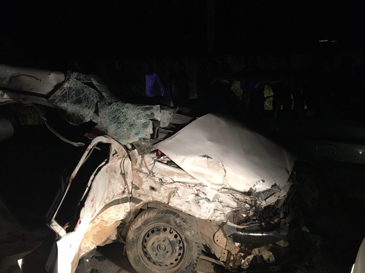 تصادف در محور ایذه به راسفند ۷ کشته و مجروح در پی داشت / ۲ تن از اعضای هیات نظارت انتخابات ایذه مصدوم شدند