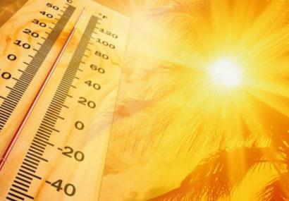 ایذه تب کرد/پیشتازی ایذه در گرمای امروز خوزستان