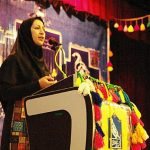 بانوی ایذهای برگزیده یازدهمین جشنواره ادبی شعر گویشی «تمدار بیت» شد