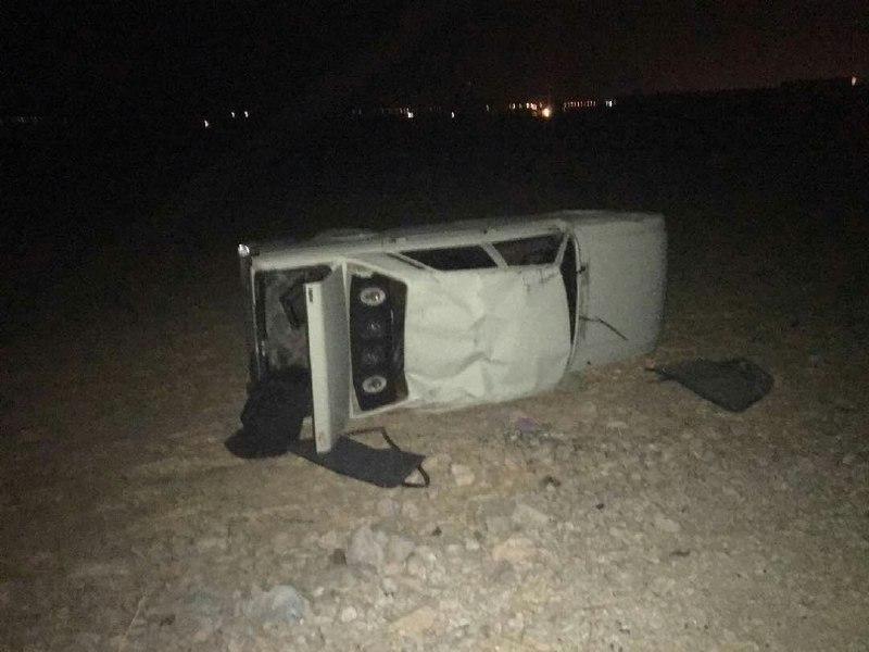 واژگونی خودرو در محور ایذه-پیان ۳ مجروح برجای گذاشت