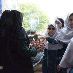 زنگ مهر حسینی در ایذه به صدا در آمد/آغاز سال تحصیلی جدید با شور محرمی+تصاویر