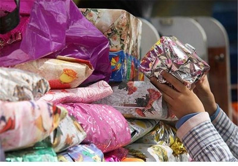 جمعآوری کمکهای مردمی به زلزلهزدگان کرمانشاه در شهرستان ایذه