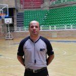 دعوت از داور ایذهای برای قضاوت در لیگ دسته یک بسکتبال کشور
