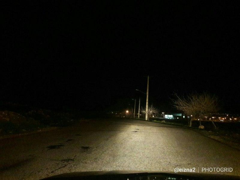 عدم وجود روشنایی در مسیر معروفترین تفریحگاه شهرستان ایذه/لزوم نصب چراغ در حد فاصل تالار اشکفت سلمان تا پارکینگ این منطقه