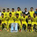 پیروزی سپاهان ایذه در دیدار خانگی مسابقات لیگ دسته سوم فوتبال کشور