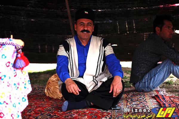 دیدار محمودی خواننده بختیاری