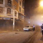 شعلههای آتش بازار آنزان ایذه فروکش کرد/حضور نیروی کمکی از شهرهای همجوار در نبود تجهیزات در شهرستان 250 هزار نفری