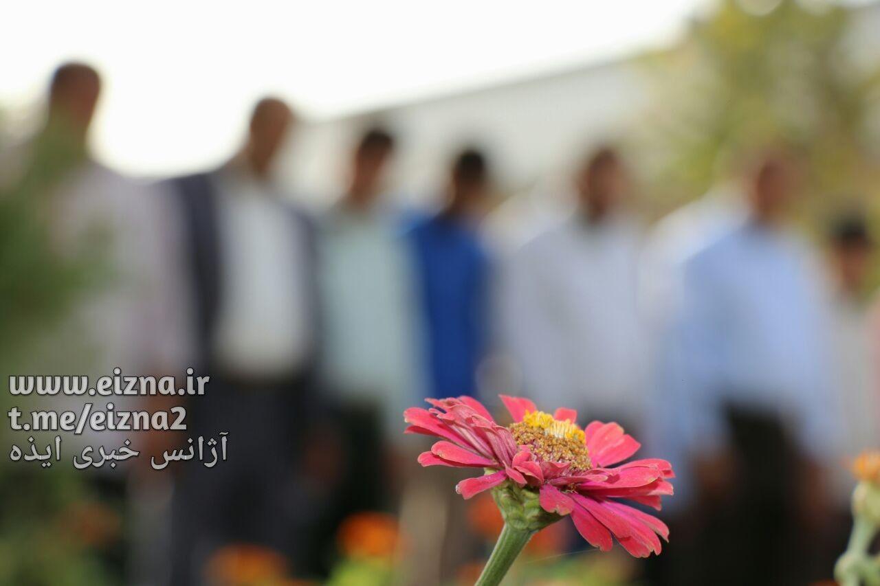 نماز عید سعید فطر در شهرستان ایذه سال 97