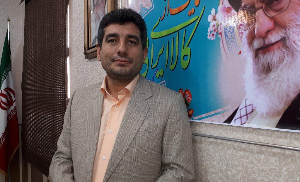 حسین کیانی معاون فرماندار ایذه