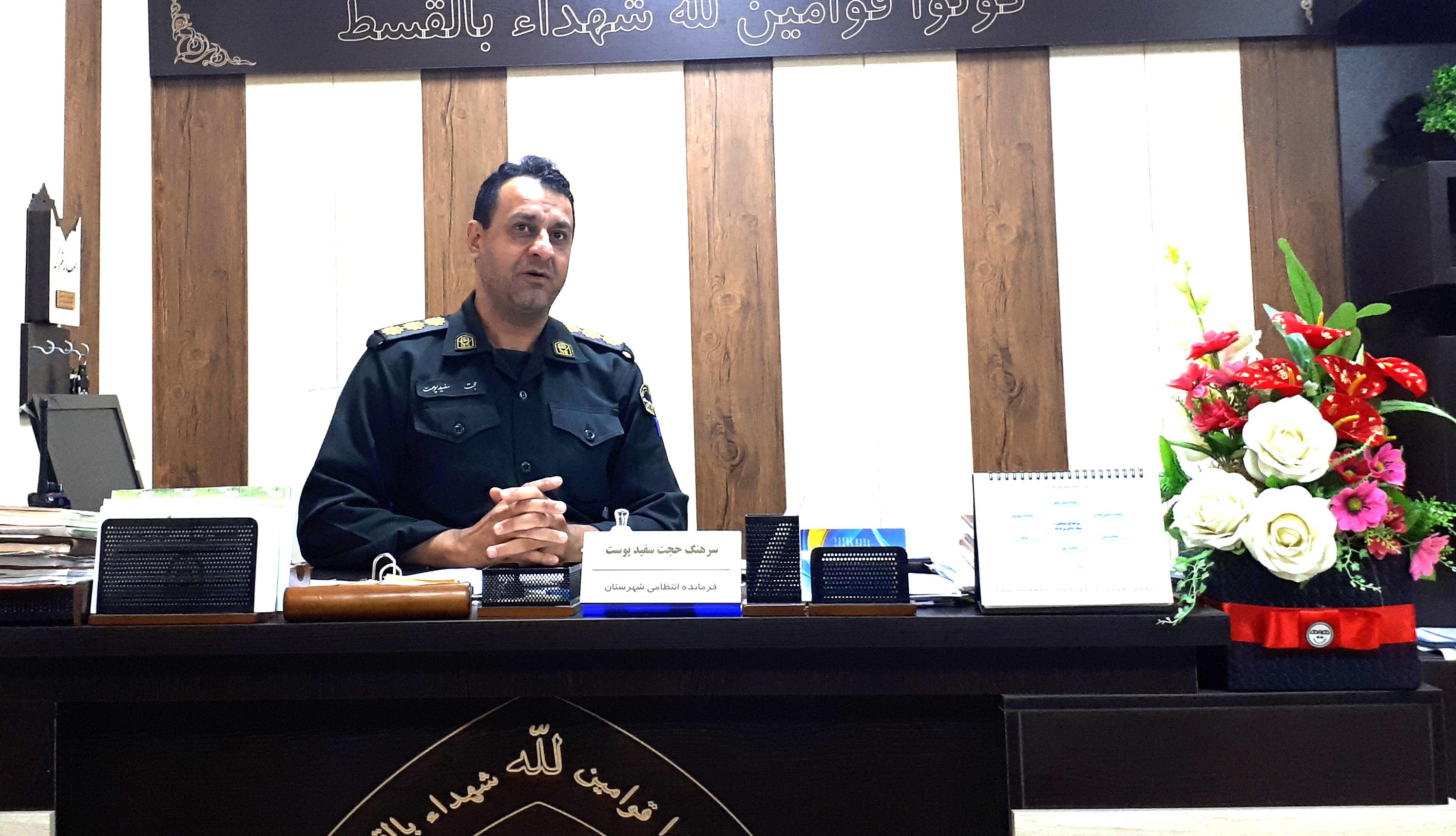 شناسایی و بازداشت ۴ سارق با اعتراف به ۱۴ سرقت در ایذه