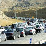 بسته شدن جاده ایذه-دهدز برای یکساعت/تصادف تریلیها تردد را مختل کرد