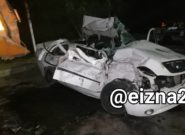 افزایش شمار جانباختگان حادثه رانندگی میدان آزادگان ایذه به ۶ نفر