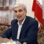 حسین لامی زاده فرماندار شهرستان ایذه پس از مصطفی سمالی