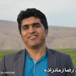 زنده یاد رضا زمانزاده بازیگر فقید هنرهای نمایشی شهرستان ایذه و خوزستان معروف به نقش هنری بلیطی