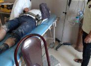 مجروحیت محیطبان ایذهای توسط صیاد ماهی در دریاچه کارون۳