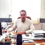 احمد امیری رییس اداره حفاظت محیط زیست شهرستان ایذه
