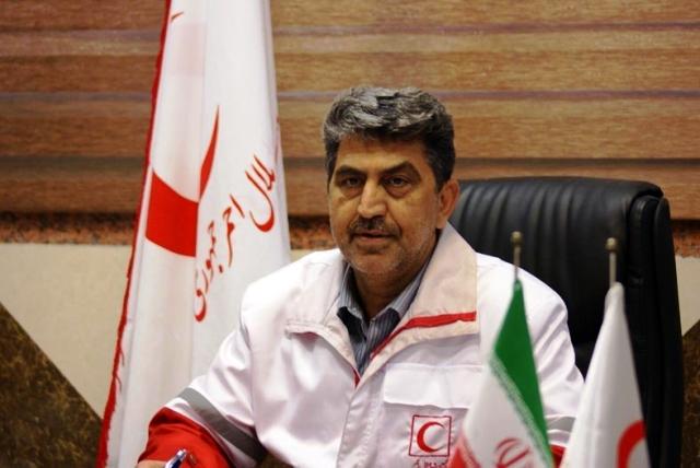 حضور مدیرعامل جمعیت هلال احمر خوزستان در ایذه / پایگاه امدادونجات دهدز راه اندازی می شود