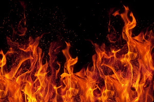شعلههای آتش اینبار به جان جنگلهای بلوط بلند افتاد