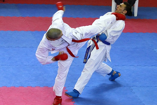مسابقات قهرمانی کشور بانوان سبک شوتوکان ساساکیها در ایذه آغاز شد