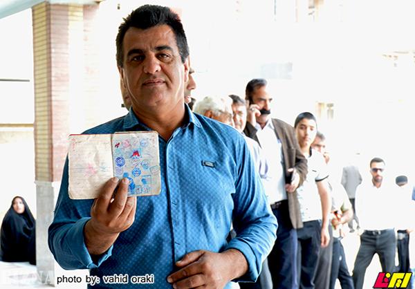 پیام تشکر سرپرست بخشداری مرکزی ایذه به پاس حضور مردم در انتخابات باشکوه ۲۹ اردیبهشت